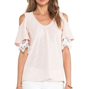 VaVa Open Shoulder Blouse